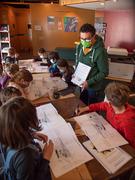 © val-cenis-sollieres-atelier-archeologie-enfants-musee - <em>D.Cuvelier</em>