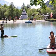 © bessans-été-base-paddle-canoé_maison-des-guides - <em>Maison des Guides de Val Cenis</em>