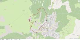 Randonnée sur le sentier écosylve de Poingt Ravier
