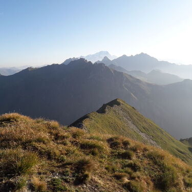 © vue montagnes - <em>P.Meiller</em>