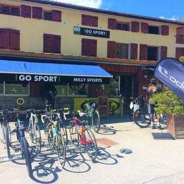 © Milly Sport - Go Sport - <em>Saint François Longchamp Tourisme</em>