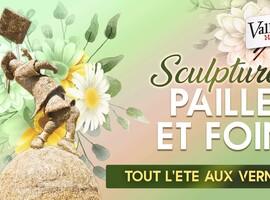 Exposition des Sculptures sur Paille et Foin