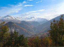 Itinéraire VTT - Le panoramique