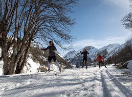 Ski de Fond - Domaine Nordique de Valloire Galibier