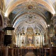 © Eglise baroque de Valloire - <em>M. Collomb / Valloire Tourisme</em>