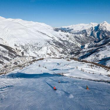 © Domaine skiable de Valloire - <em>A. Pernet / Valloire Tourisme</em>