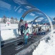 © Tapis roulant ski valloire - <em>A. Pernet / Valloire Tourisme</em>