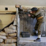 © visite historique du fort du télégraphe - <em>M. Collomb / Valloire Tourisme</em>