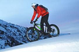 Mountain Big Bike