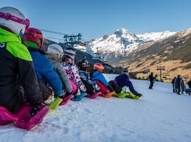 Tous en piste à Val Cenis
