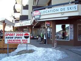Ravoir'Sports Sport 2000 - La Madeleine