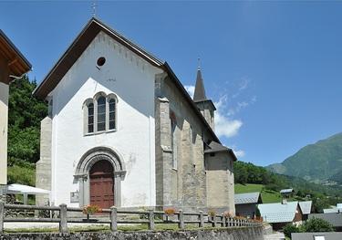 © Eglise de Montsapey - <em>Philippe Aumonier</em>