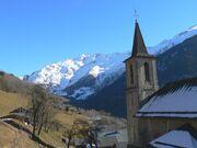 © Eglise de Montsapey - <em>OT Porte de Maurienne</em>