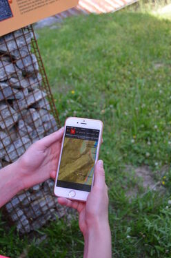 © Application mobile secret défense - <em>OT Porte de Maurienne</em>