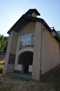© La chapelle de La Minière - <em>OT Porte de Maurienne</em>