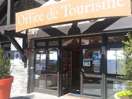 Office de Tourisme 1800 - Centre station