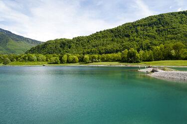 © Plan d'eau de Barouchat - <em>© FSPPMA - Laurent MADELON</em>