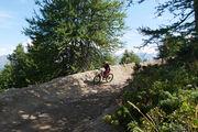 © Bike Park Valloire - Piste La Familiale - <em>Xavier Aury / Valloire Tourisme</em>
