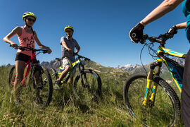 Bike Park Valloire Galibier