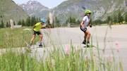 © bessans-stade-biathlon-ete - <em>Haute Maurienne Vanoise Tourisme - IMAGES DES CIMES</em>