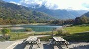 © vue lac - <em>OT Porte de Maurienne</em>