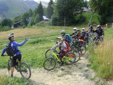 © VTT été - Arvan VTT/Montagne - <em>Arvan VTT/Montagne</em>