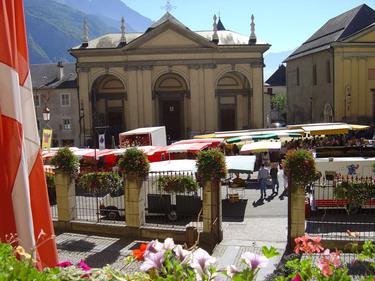 © Cathédrale Saint-Jean-Baptiste de Saint-Jean-de-Maurienne - <em>Saint-Jean-de-Maurienne Tourisme&Evénements</em>
