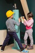 © Parcours de découverte pour les enfants de 7 à 12 ans - <em>Imago - Espace Alu</em>