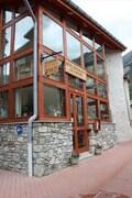 © Restaurant Auberge de la Cascade à Avrieux - <em>O.T. La Norma VLP</em>