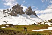 © Au pied des Aiguilles d'Arves - <em>Office de Tourisme SJA</em>