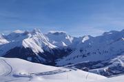 © Domaine skiable Saint Jean d'Arves - <em>E.Axelrad - Les Sybelles</em>