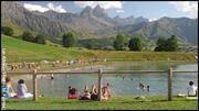 © Plan d'eau Col du Mollard - <em>Albiez Tourisme</em>