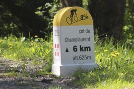 Col du Grand Cucheron par le col de Champlaurent