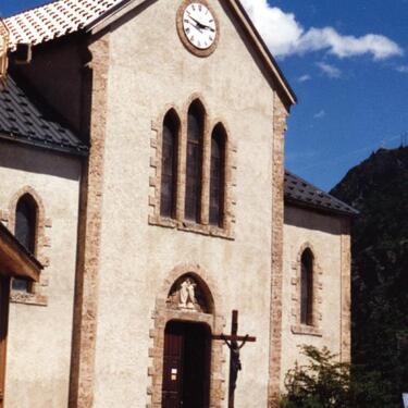 © Eglise Saint-Ferréol - <em>Musée d'Huez et de l'Oisans</em>