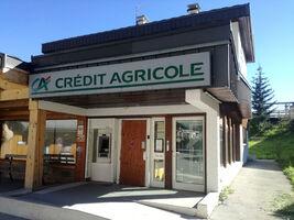Distributeur Crédit Agricole des Savoie