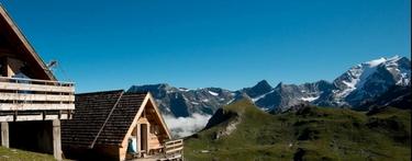 © Refuge de la Valette - <em>Parc National de la Vanoise BUCZEK Jessica</em>