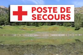 Poste de secours du Plan d'eau