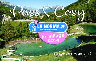© Pass Cosy été - <em>Sogneor La Norma VLP</em>