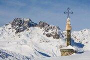 © Col de la Croix de Fer en hiver - <em>Valentine Bellot-Mauroz</em>