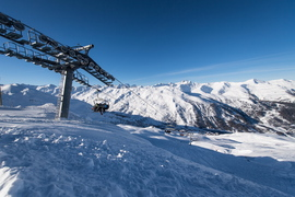 Domaine skiable Galibier-Thabor