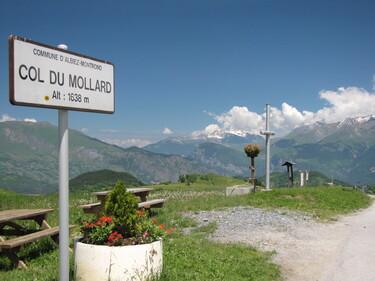 Col du Mollard Albiez