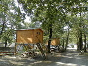 © Camping le Bois Joli chalet - <em>Grégory CHEVALLIER</em>