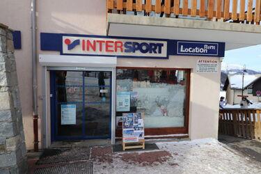intersport front de neige