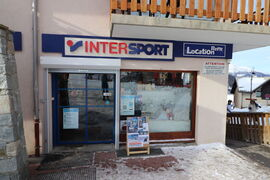 Intersport 2 Front de neige