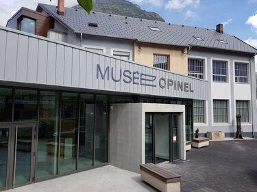 © Musée Opinel 2019 - <em>Maxime OPINEL</em>