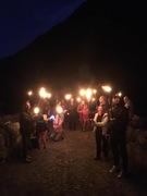© bonneval-sur-arc-visite-village-flambeaux - <em>sylvia charrier</em>