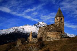 Eglise de Saint-Pierre d'Extravache