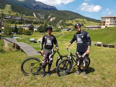 © aussois-école-vtt_la-bike-school - <em>DR LA Bike School</em>