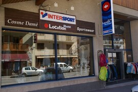 Intersport Cosme Damé Location VTT et VTTAE