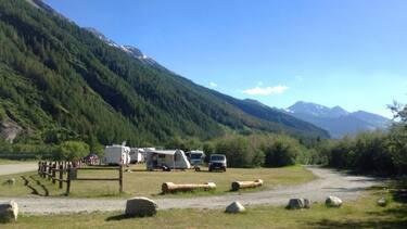 © bessans-camping-illaz-été - <em>DR Mairie Bessans</em>